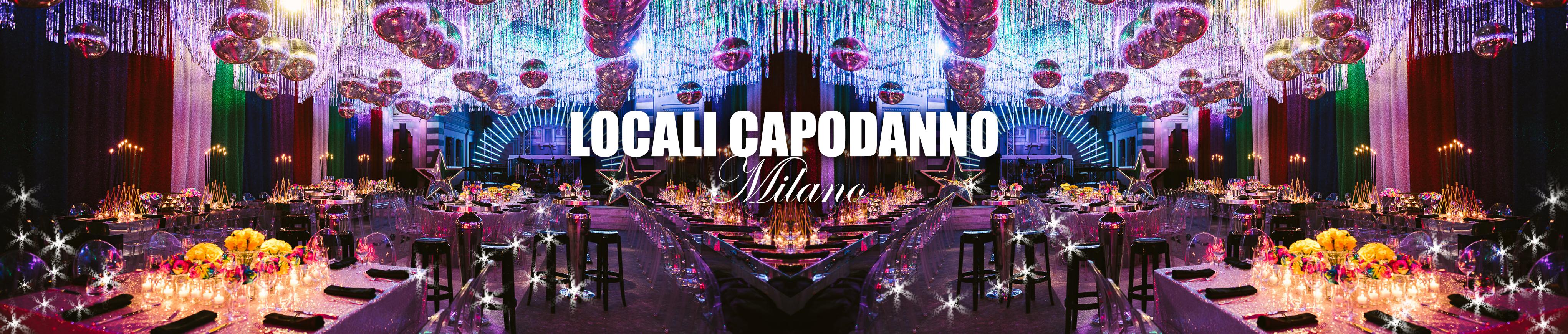 Locali Capodanno Milano